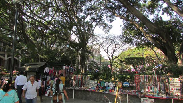 Zocalo de Cuernavaca - pracinha principal