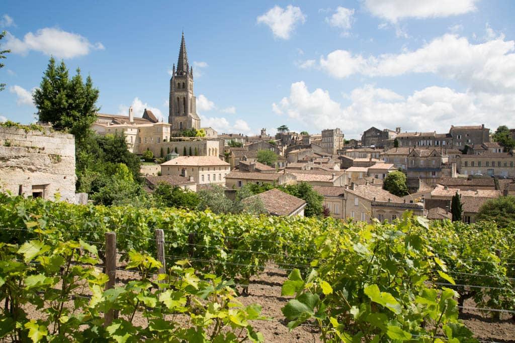 Saint Emilion e Bordeaux, enoturismo na França